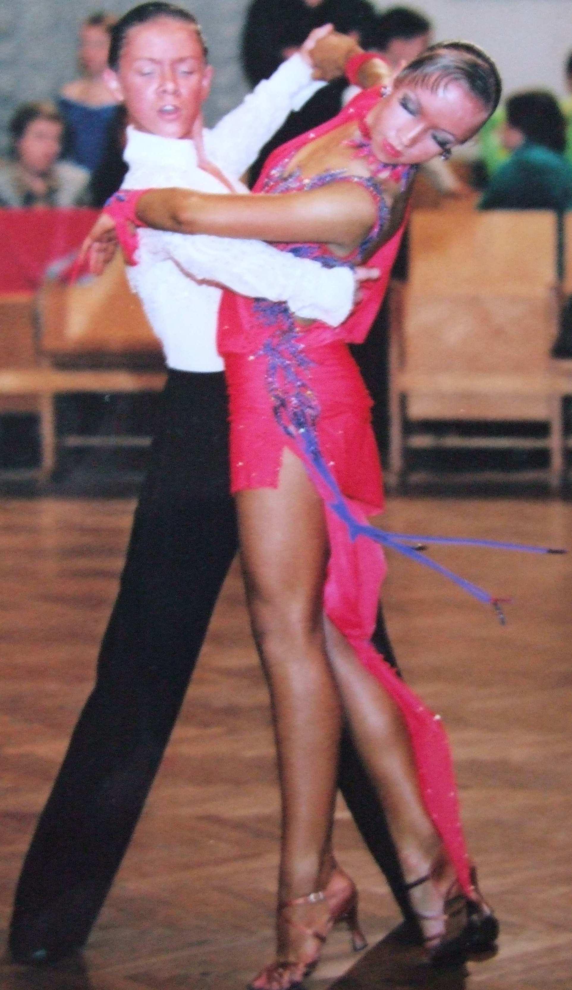 Спортивно эротические танцы 5 фотография