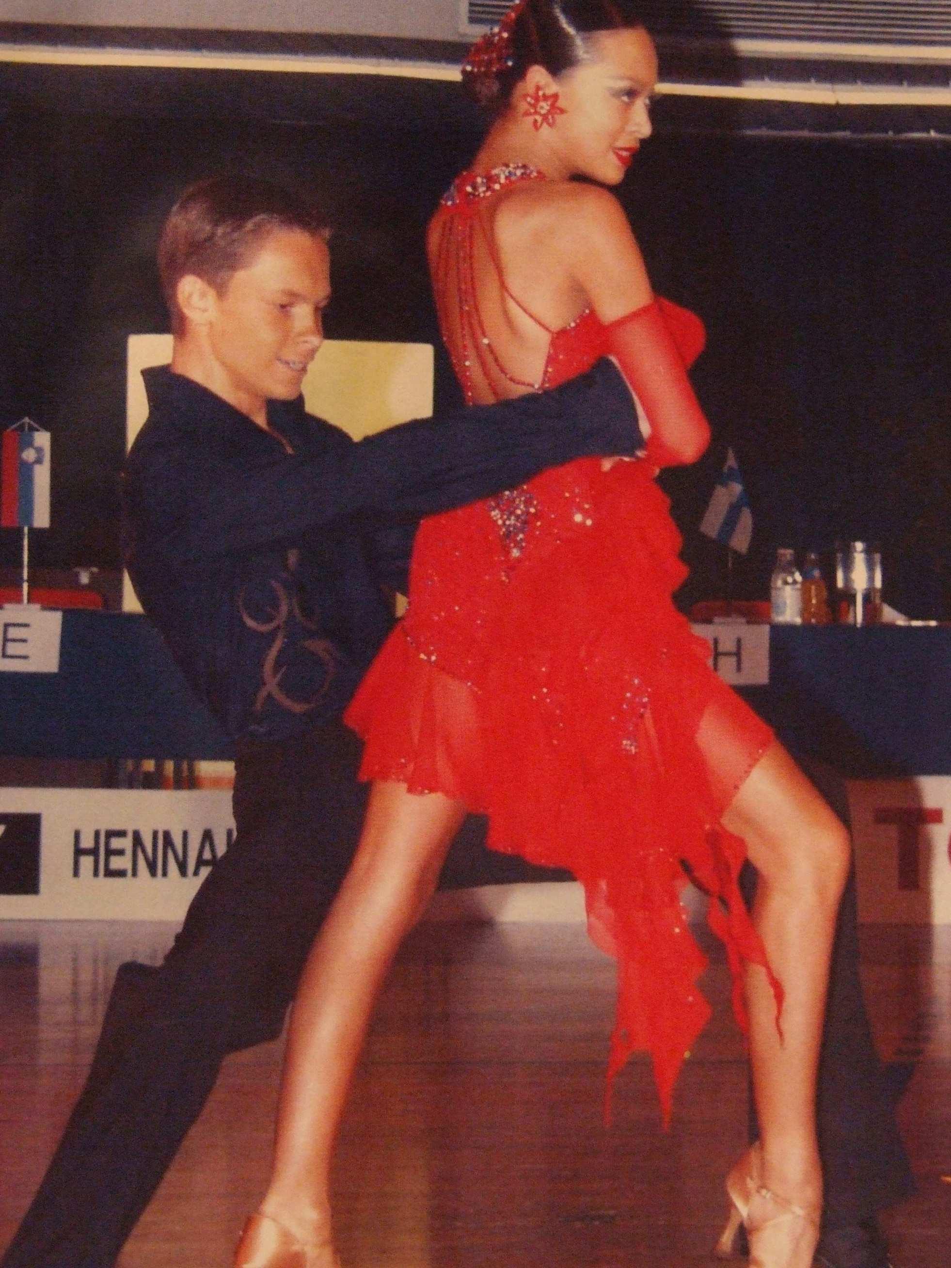 Спортивно эротические танцы 1 фотография